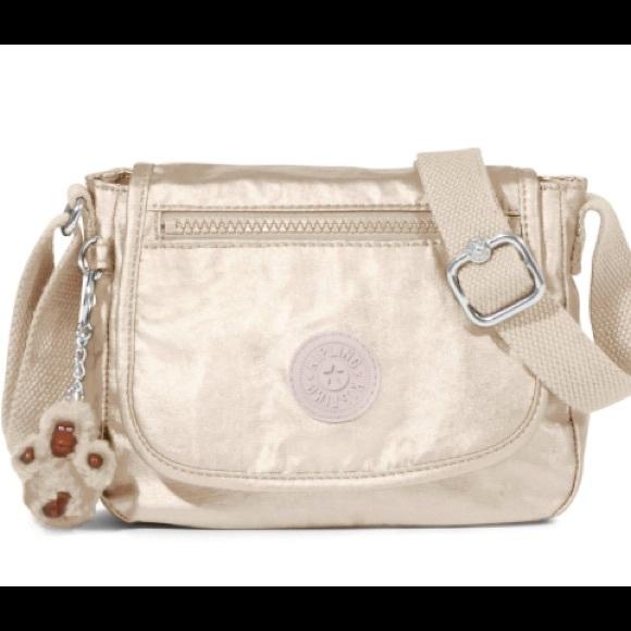 151464dd8d0c0 Sabian Crossbody Mini Bag - Metallic- FIRM PRICE